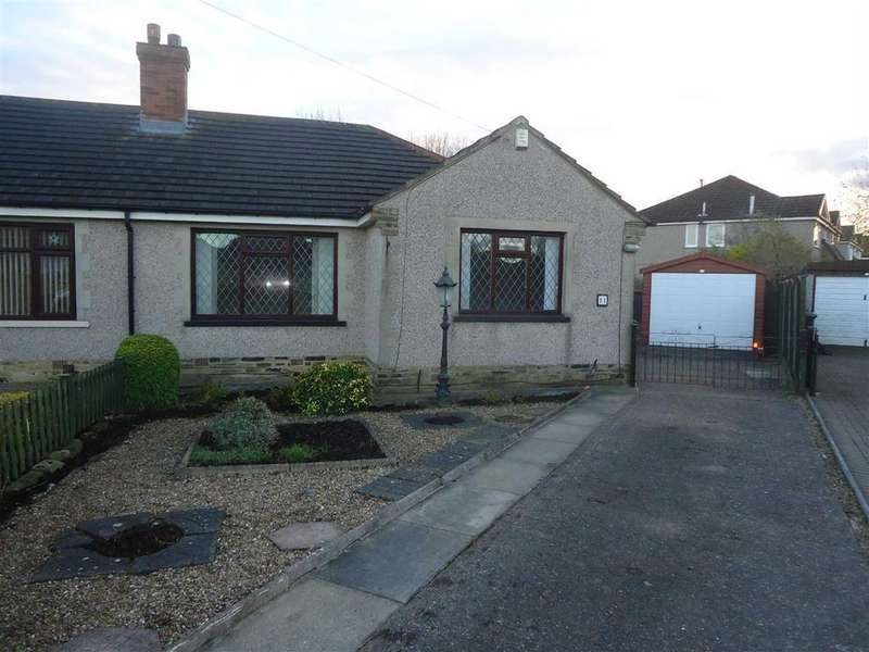 2 Bedrooms Semi Detached Bungalow for sale in Mostyn Grove, Bradford, West Yorkshire, BD6