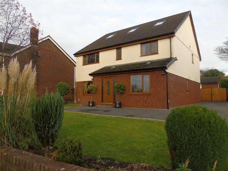 6 Bedrooms Detached House for sale in Heol Dulais, Birchgrove, Swansea