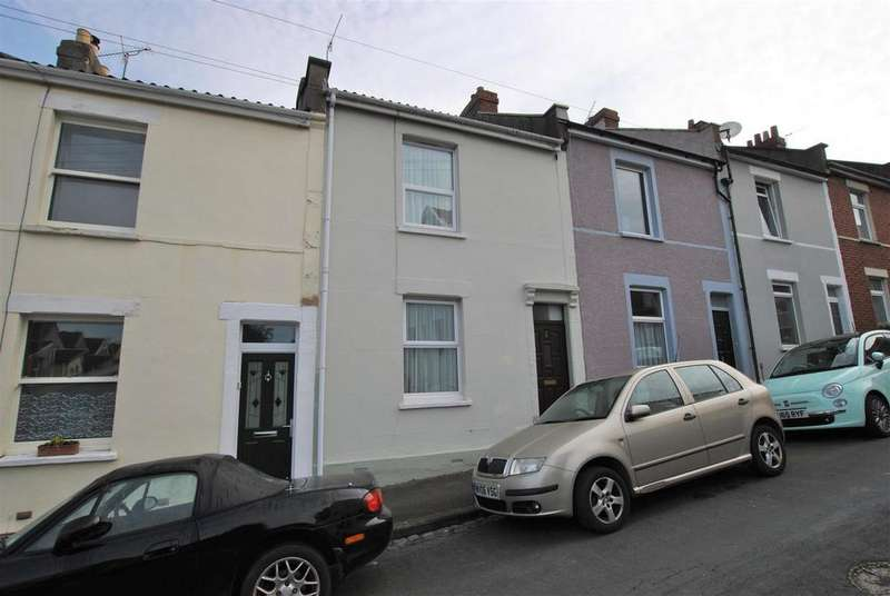 2 Bedrooms Terraced House for sale in Clyde Terrace, Knowle, Bristol