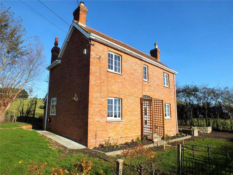 3 Bedrooms Detached House for sale in Mudgley, Wedmore, Somerset, BS28