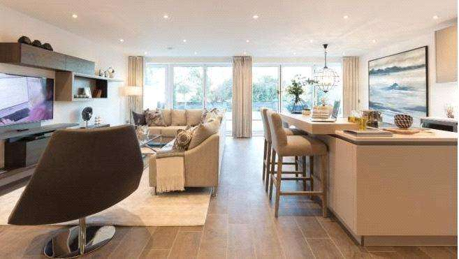 3 Bedrooms Detached House for sale in The Tamar, Lymington Shores, Lymington, Hampshire, SO41