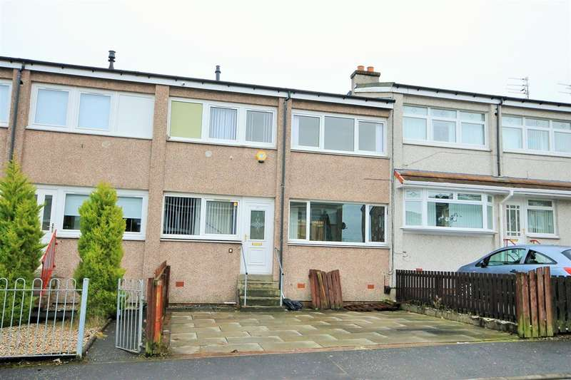 2 Bedrooms Terraced House for sale in Etive Street, Wishaw