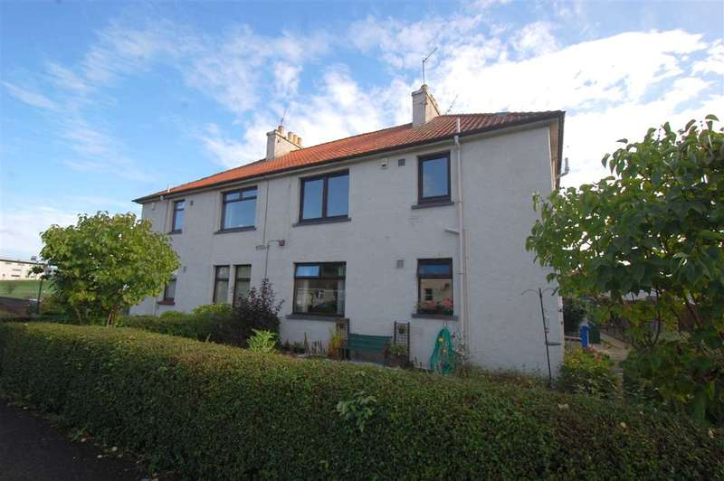 2 Bedrooms Apartment Flat for sale in Macindoe Crescent, Kirkcaldy