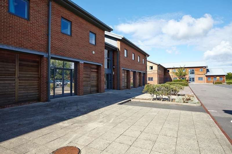 Office Commercial for sale in UNIT B2 THE COURTYARD, Tewkesbury Business Park, Shannon Way, Tewkesbury