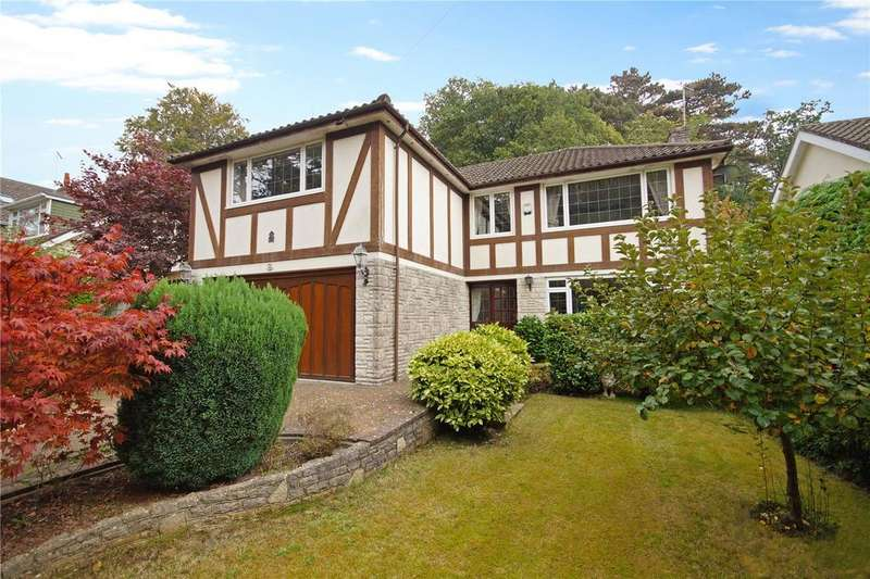4 Bedrooms Detached House for sale in Benellen Avenue, Talbot Woods, Bournemouth, Dorset, BH4