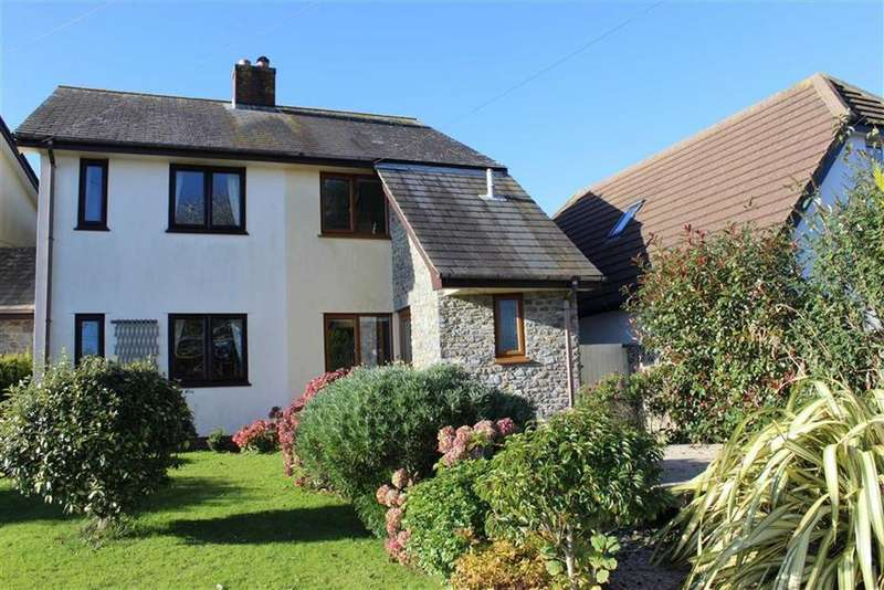 2 Bedrooms Semi Detached House for sale in Start Bay Heights, Strete, TQ6