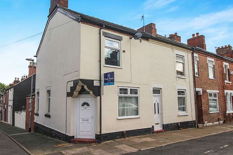3 Bedrooms Terraced House for rent in Westland Street, Stoke-On-Trent, ST4