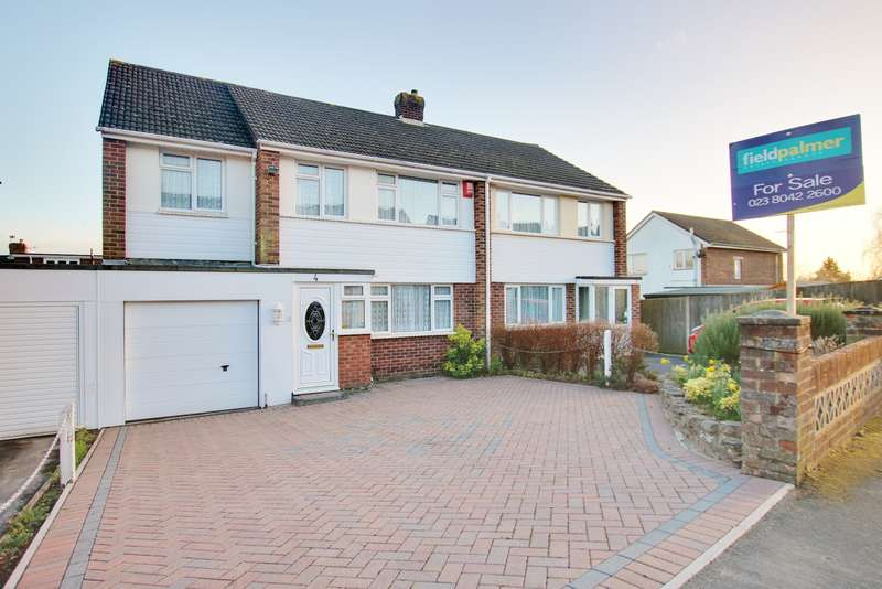 5 Bedrooms Semi Detached House for sale in FIVE BEDROOMS! LARGE GARAGE! CHAIN FREE!