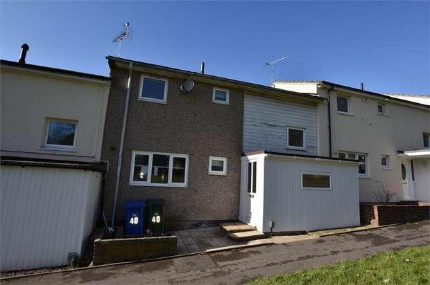 3 Bedrooms Terraced House for sale in Ennerdale, Bracknell, Berkshire