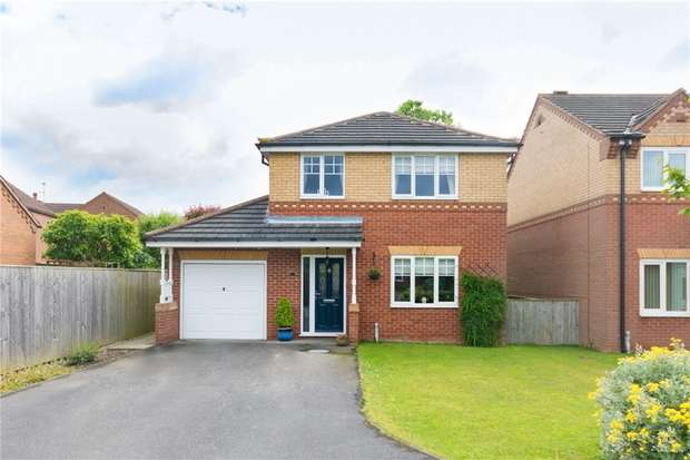4 Bedrooms Detached House for sale in Morcar Road, Stamford Bridge, York