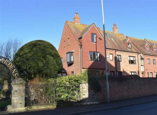 4 Bedrooms End Of Terrace House for sale in Abbey Court, Gloucester Road, Tewkesbury, Gloucestershire