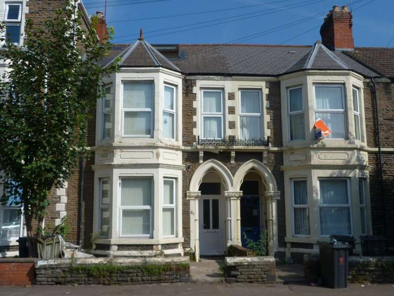 8 Bedrooms House for rent in Colum Road, Cathays, ( 6 Beds )