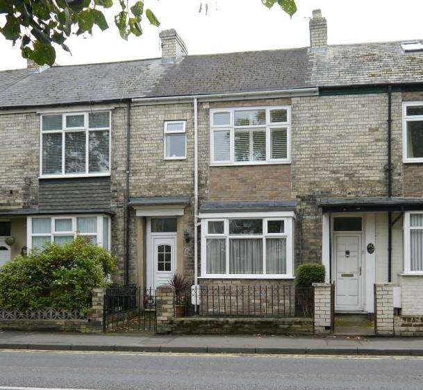 3 Bedrooms Terraced House for sale in Dean Terrace, Ryton