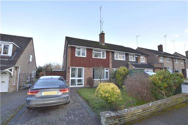 3 Bedrooms Semi Detached House for sale in Colesbourne Road, CHELTENHAM, Gloucestershire, GL51 6DN