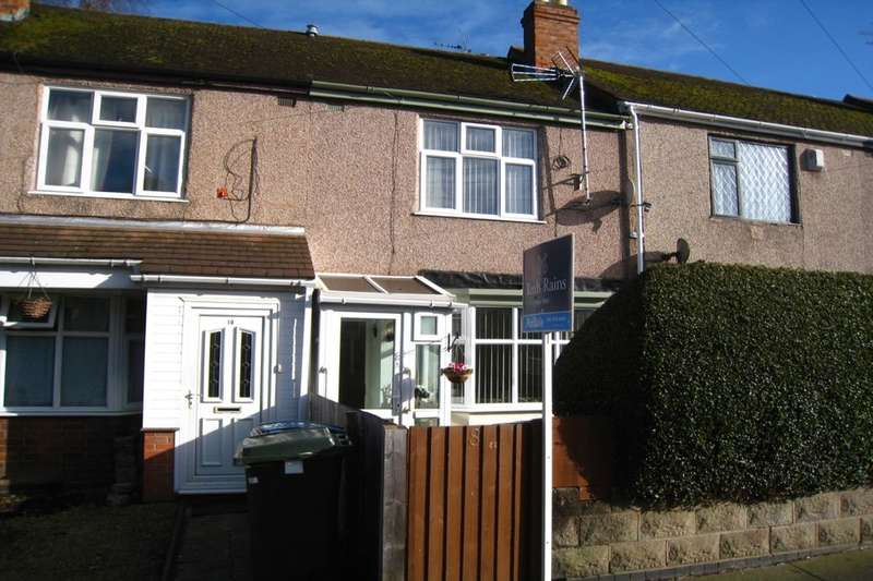 2 Bedrooms Terraced House for sale in Hartland Avenue, Wyken, Coventry, CV2