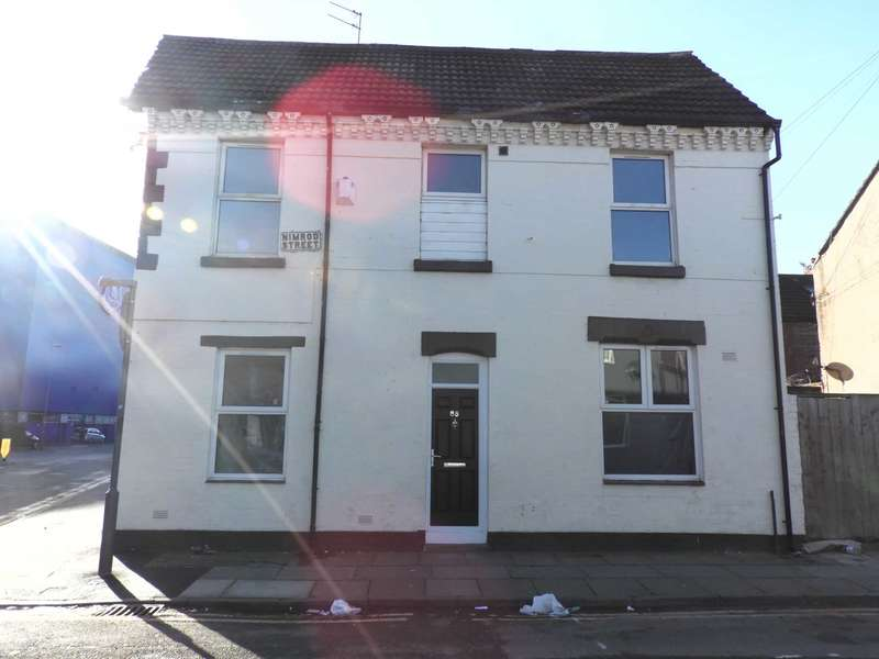 4 Bedrooms End Of Terrace House for sale in Goodison Road, Walton