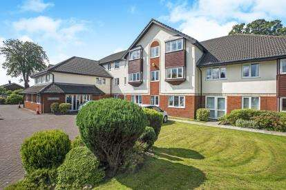 1 Bedroom Retirement Property for sale in Sharoe Bay Court, Sharoe Green Lane, Preston, Lancashire, PR2