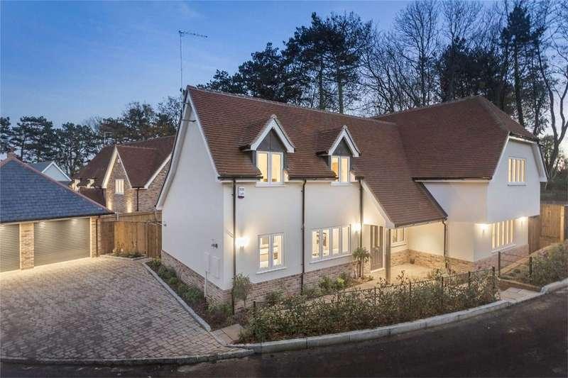 5 Bedrooms Detached House for sale in 12 The Pastures, BISHOP'S STORTFORD, Hertfordshire