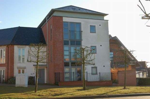 2 Bedrooms Flat for sale in Knot Tiers Drive, Upton, Northampton NN5 4DA
