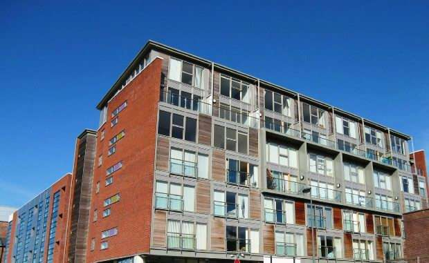 2 Bedrooms Apartment Flat for sale in Cinnamon Building , 50 Henry Street, Liverpool