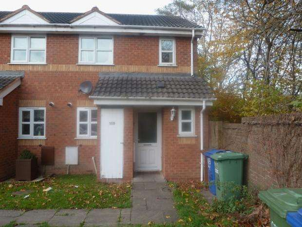 2 Bedrooms End Of Terrace House for sale in Fernwood Drive Cannock Chase