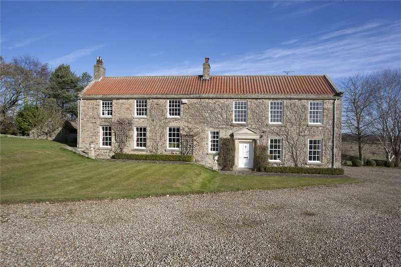 5 Bedrooms Unique Property for sale in Thorpe, Barnard Castle, County Durham, DL12