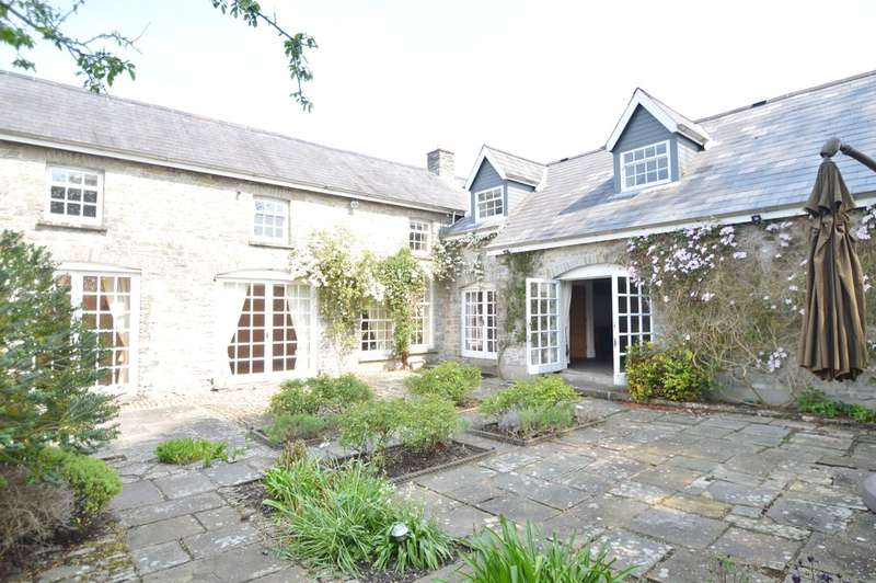 5 Bedrooms Detached House for rent in The Manor Coach House, St Hilary, Cowbridge, Vale Of Glamorgan, CF71 7DP