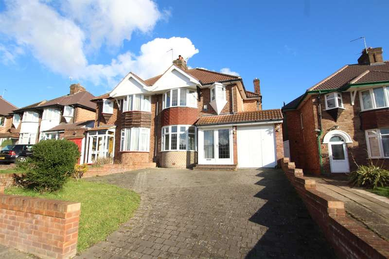 3 Bedrooms Semi Detached House for sale in Berwood Farm Road, Sutton Coldfield, B72 1AG