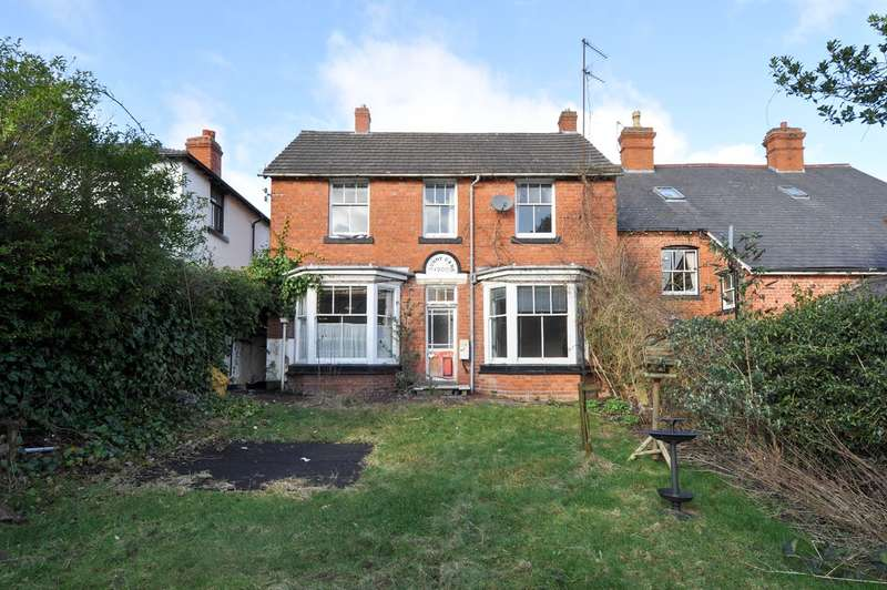 3 Bedrooms Detached House for sale in Glover Street, Redditch, B98
