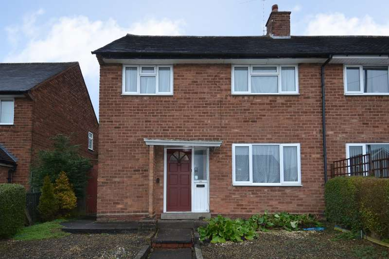 3 Bedrooms End Of Terrace House for sale in Wood Lane, Bartley Green, Birmingham, B32