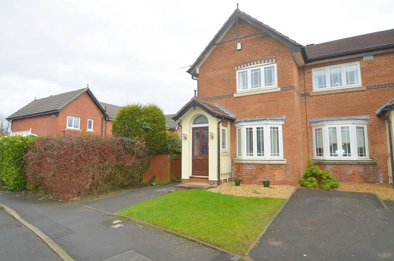 2 Bedrooms Semi Detached House for sale in Carnoustie, Bolton, BL3
