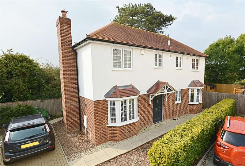 3 Bedrooms Detached House for sale in Poplar Road, Wittersham