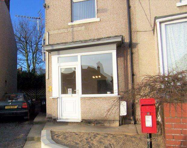 1 Bedroom Flat for sale in HAWTHORNE TERRACE, BISHOP MIDDLEHAM, SEDGEFIELD DISTRICT