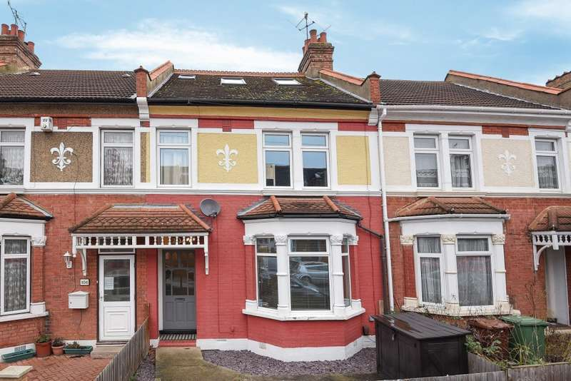 4 Bedrooms Terraced House for sale in Butler Road, West Harrow, HA1