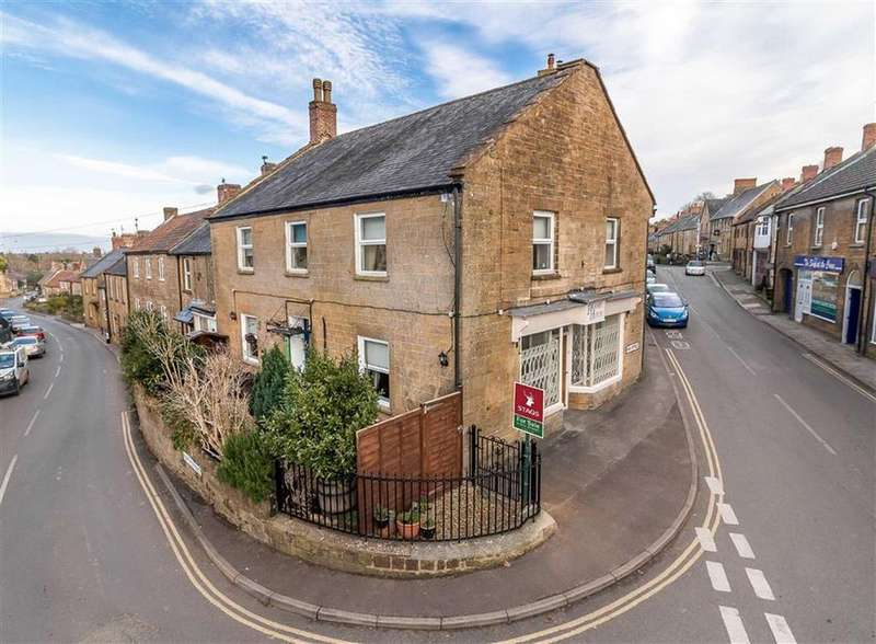 4 Bedrooms Semi Detached House for sale in High Street, Stoke-sub-Hamdon, Somerset, TA14
