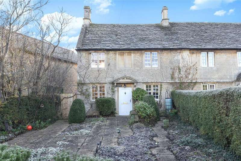 2 Bedrooms Semi Detached House for sale in 23 The Common, Langley Burrell, Chippenham, Wiltshire