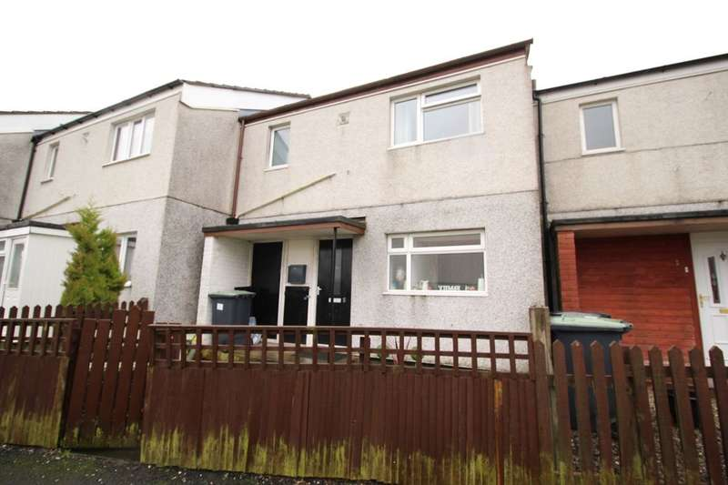 3 Bedrooms Terraced House for sale in Bakewell Grove, Glossop, SK13