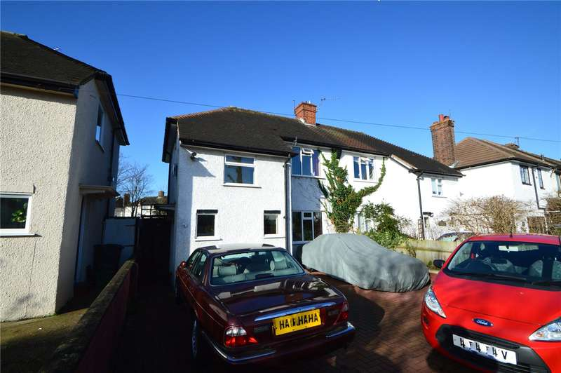 3 Bedrooms Semi Detached House for sale in Goodwin Road, Croydon