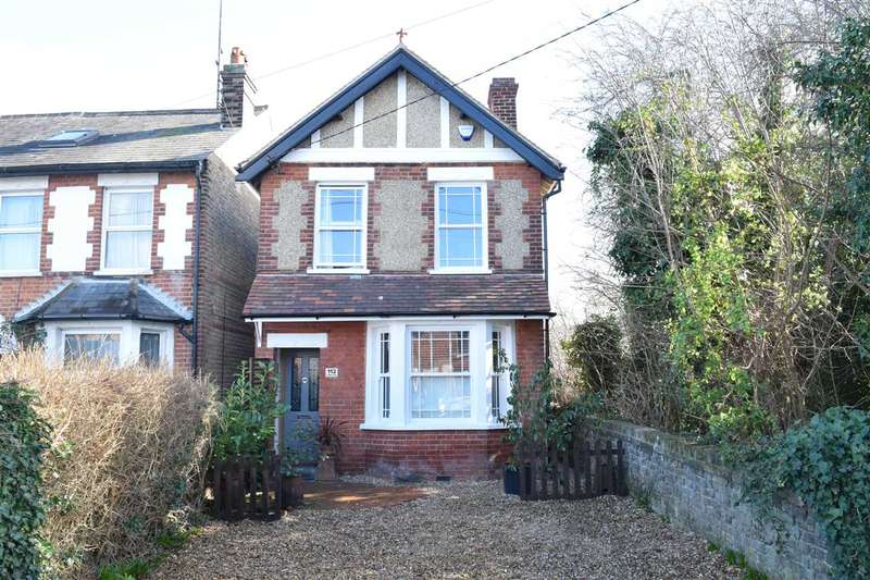 3 Bedrooms Detached House for sale in Main Road, Broomfield, Chelmsford