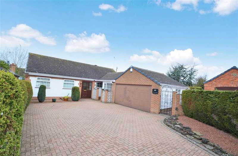 3 Bedrooms Detached Bungalow for sale in Delville Avenue, Keyworth, Nottingham