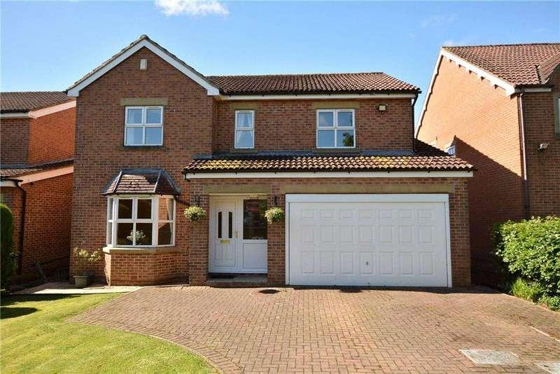 4 Bedrooms Detached House for sale in Chavenam House, Parklands, Bramhope, Leeds, West Yorkshire