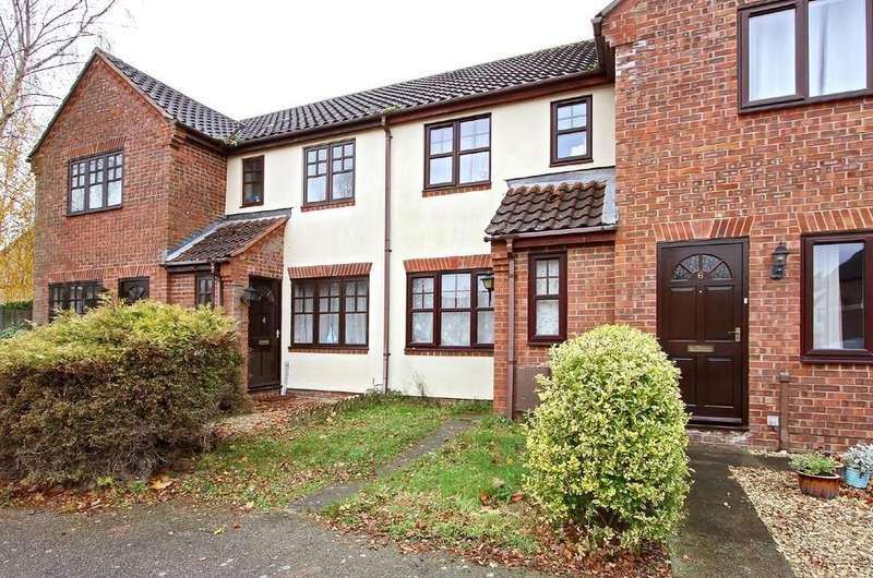 2 Bedrooms Terraced House for rent in Vulcan Close, Hethersett
