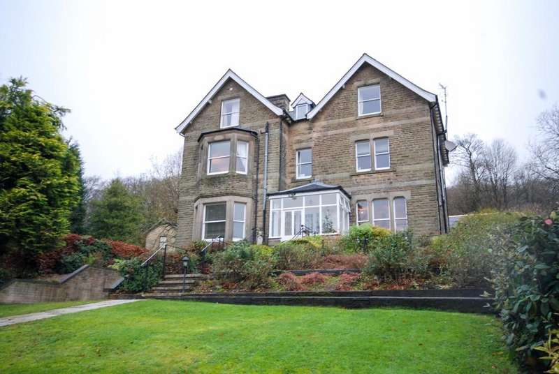 2 Bedrooms Apartment Flat for sale in Rockwood, Park Road, Buxton