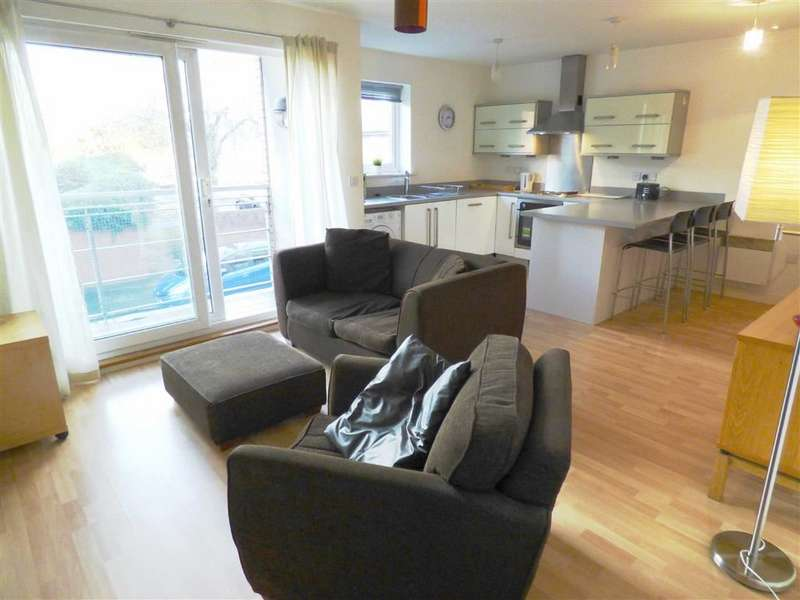 2 Bedrooms Flat for sale in Moorfield Street, Withington, Manchester, M20