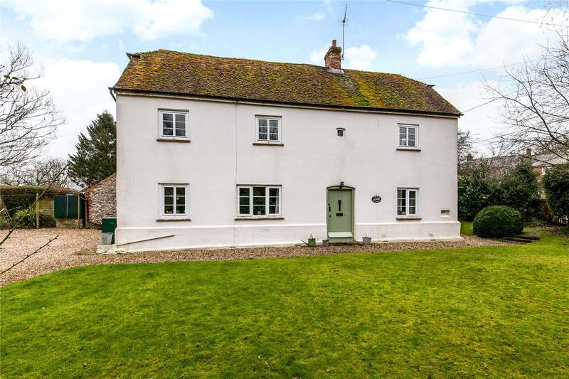 3 Bedrooms Detached House for sale in School Lane, Bishop's Sutton, Alresford, Hampshire, SO24