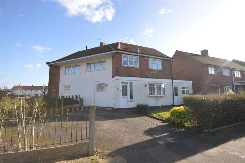 3 Bedrooms Semi Detached House for sale in Gerardsfield Road, Birmingham