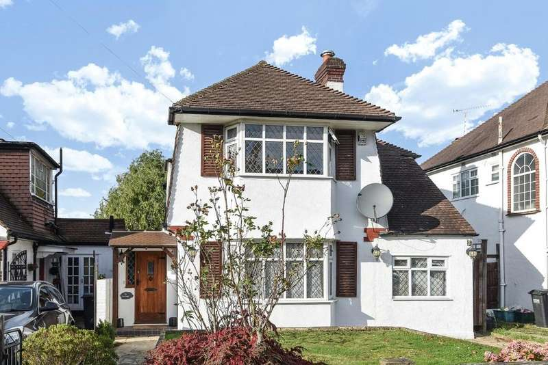 4 Bedrooms Detached House for sale in Christian Fields, Norbury