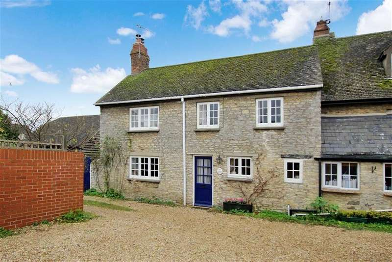 3 Bedrooms Cottage House for sale in 1, Lanes End, Station Road, Launton