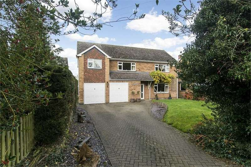 4 Bedrooms Detached House for sale in Main Street, Cotesbach, Leicestershire, LE17 4HX