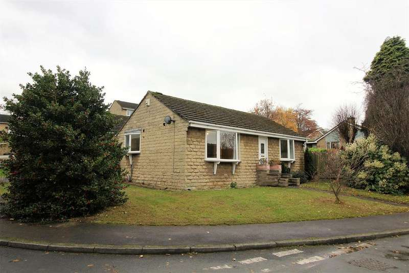 2 Bedrooms Detached Bungalow for rent in Moorlands View, Clayton West, Huddersfield, HD8 9QH
